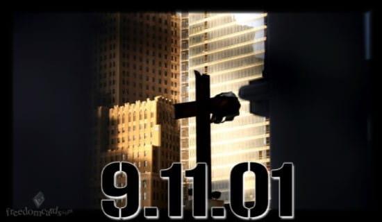 9-11 Cross ecard, online card