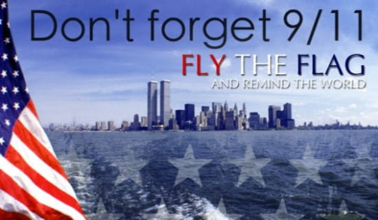 Fly the Flag, Remind the World ecard, online card