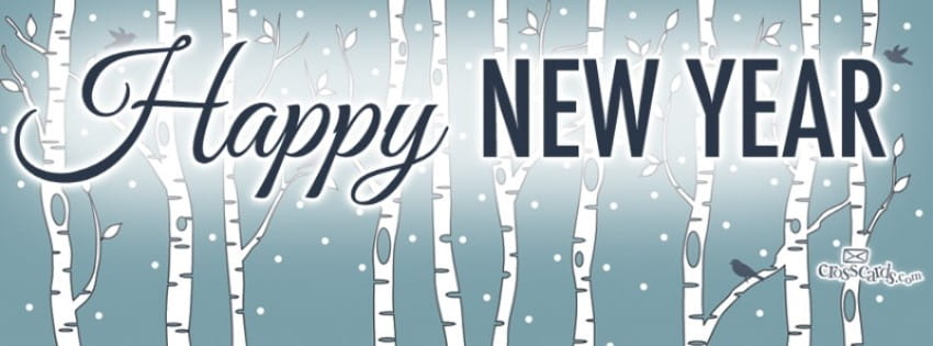 facebook cover happy new year