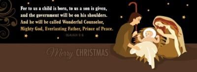 Nativity mobile phone wallpaper