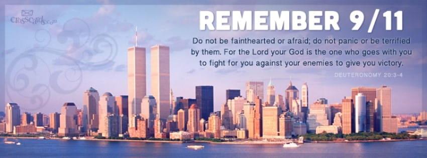 Remember 9/11 mobile phone wallpaper