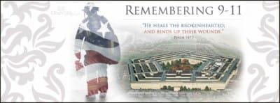 Patriot Day mobile phone wallpaper