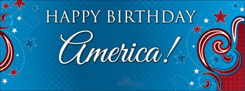 America - Birthday mobile phone wallpaper