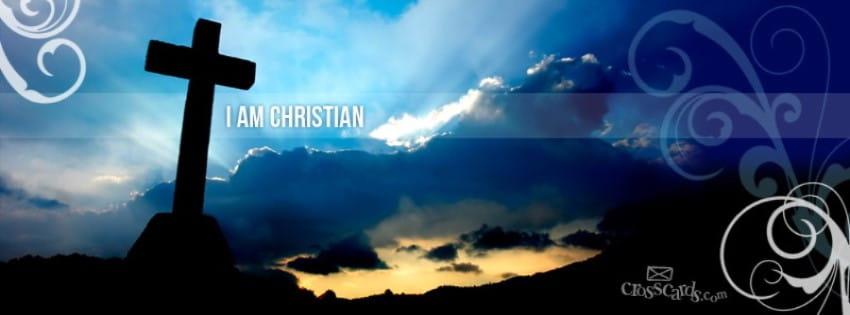 I Am Christian mobile phone wallpaper