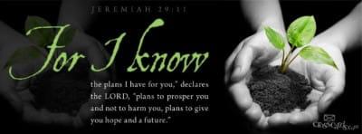 Jeremiah 29:11 mobile phone wallpaper