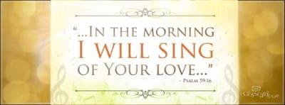 Psalm 59:6 mobile phone wallpaper