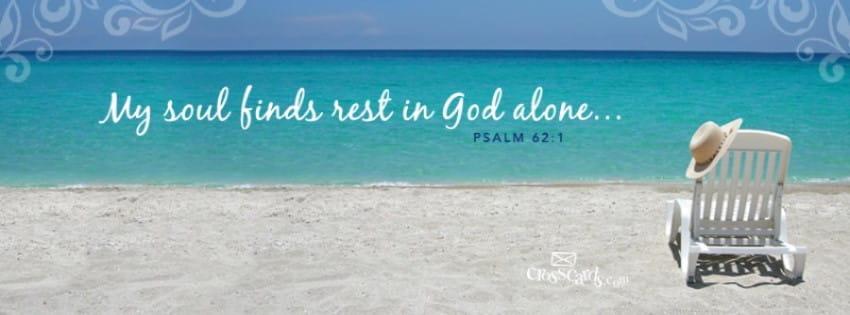 Soul Finds Rest mobile phone wallpaper
