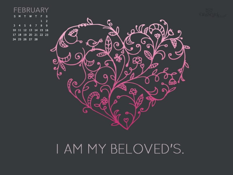 Feb 2013 - Beloved mobile phone wallpaper