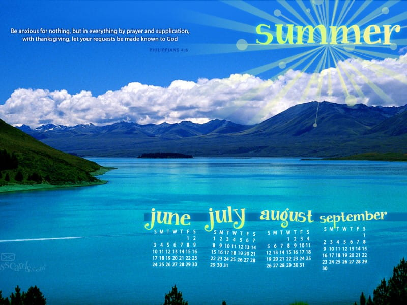Summer 2012 - Phil. 4-6 mobile phone wallpaper