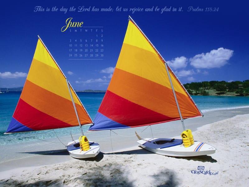 June 2012 - Psalm 118:24 mobile phone wallpaper