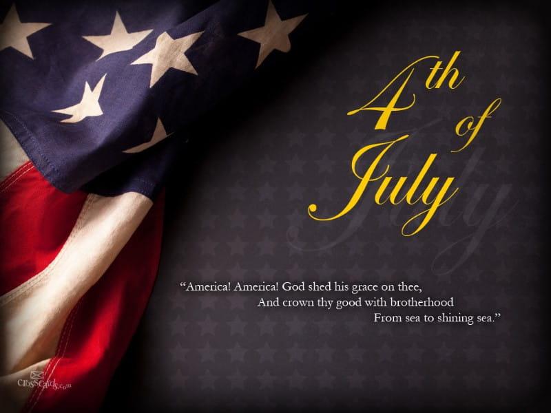 4th of july desktop calendar free july wallpaper