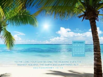 Sept. 2012 - Heavens mobile phone wallpaper