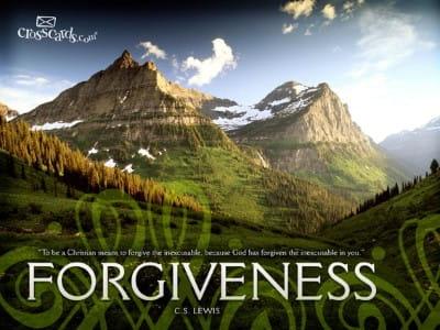 Forgiveness mobile phone wallpaper