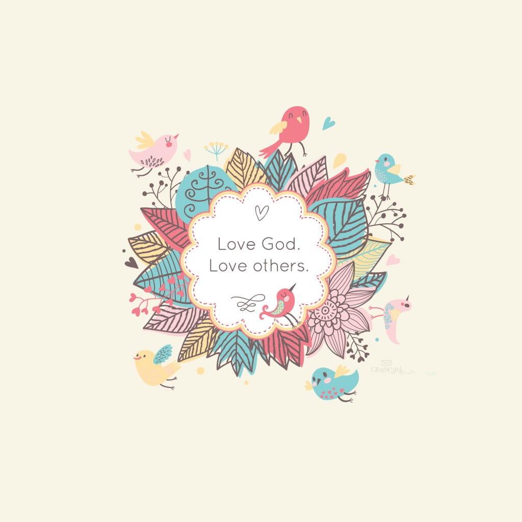 Love god love others wallpaper free nature desktop backgrounds select a size voltagebd Choice Image