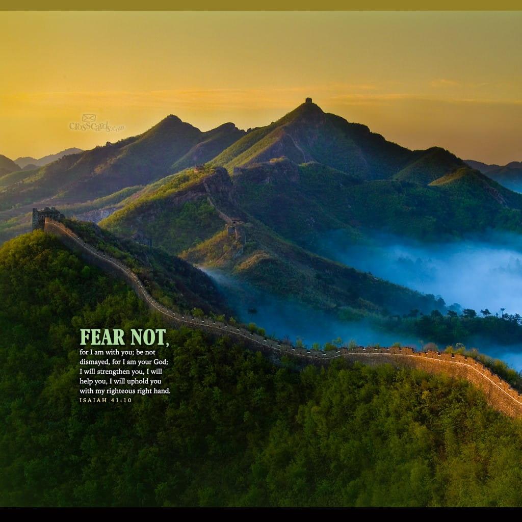 Fear Not Wallpaper Free Landscapes Desktop Backgrounds