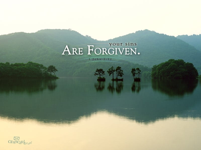 Sins Forgiven mobile phone wallpaper