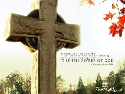 Power of God mobile phone wallpaper