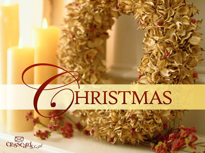 Christmas Wreath. Home · Wallpaper · Seasons