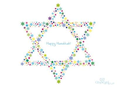Happy Hanukkah Mobile Phone Wallpaper