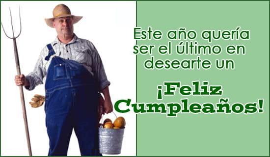 ¡Feliz Cumpleaños! ecard, online card