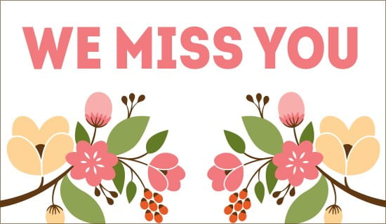 Free I Miss You eCards - eMail Personalized Christian Cards Online