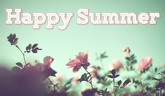Happy Summer! ecard, online card