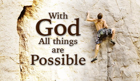 You can do ALL things through CHRIST! ecard, online card