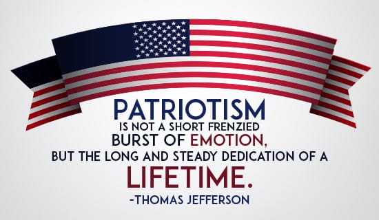 July isn't just for patriotism :D ecard, online card