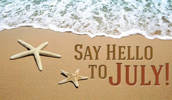 Happy Summer! ecard, online card