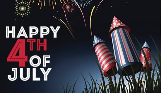 Have a great day this 4th of July! ecard, online card