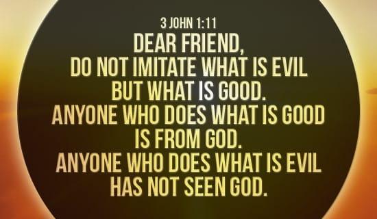 3 John 1:11 ecard, online card