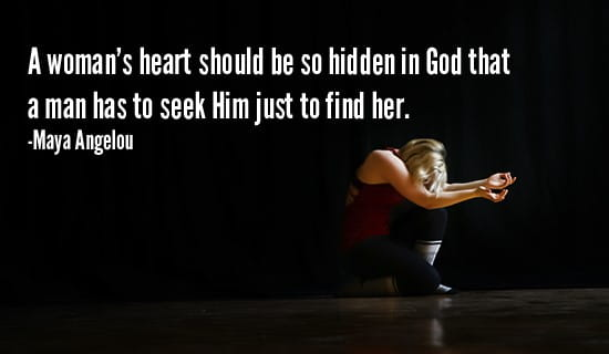 Seek God first through everything! ecard, online card