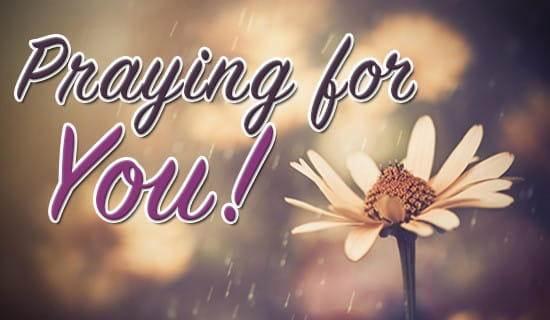 Praying for you! ecard, online card