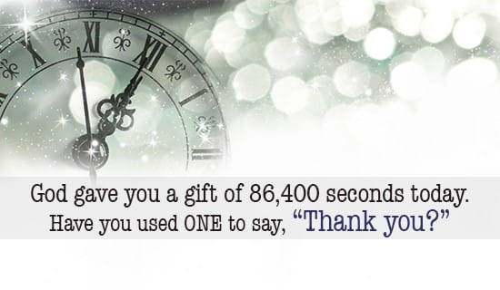 It only takes a second.. ecard, online card