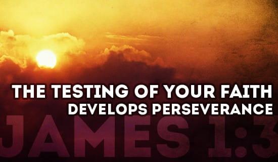 James 1:3 ecard, online card