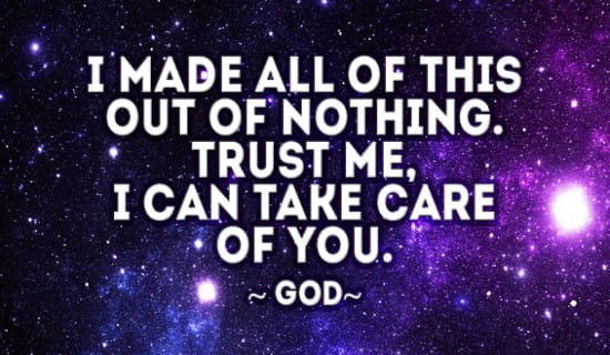 What is your favorite of God's Creations? ecard, online card