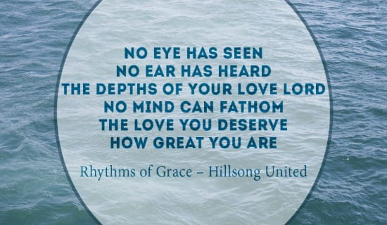 Rhythms of Grace - Hillsong ecard, online card