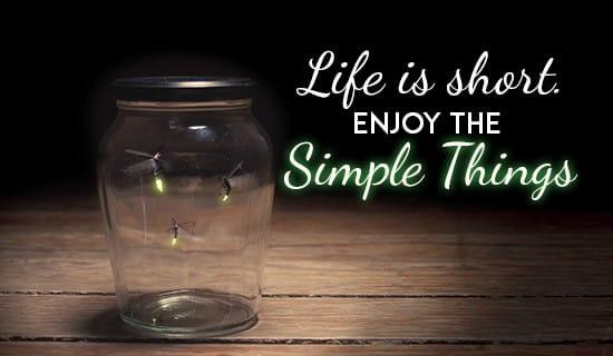 Life is Short ecard, online card