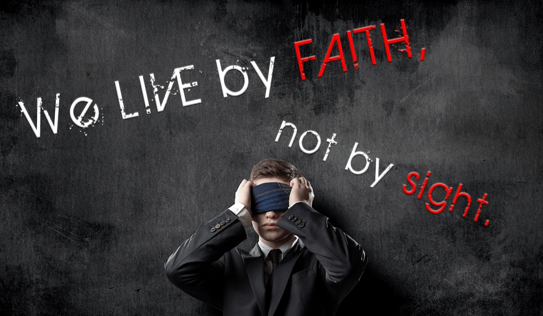 Live by Faith ecard, online card