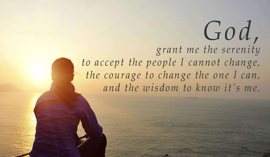 God, Grant Me Serenity ecard, online card