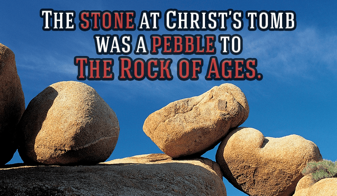 The Stone at Christ's Tomb ecard, online card