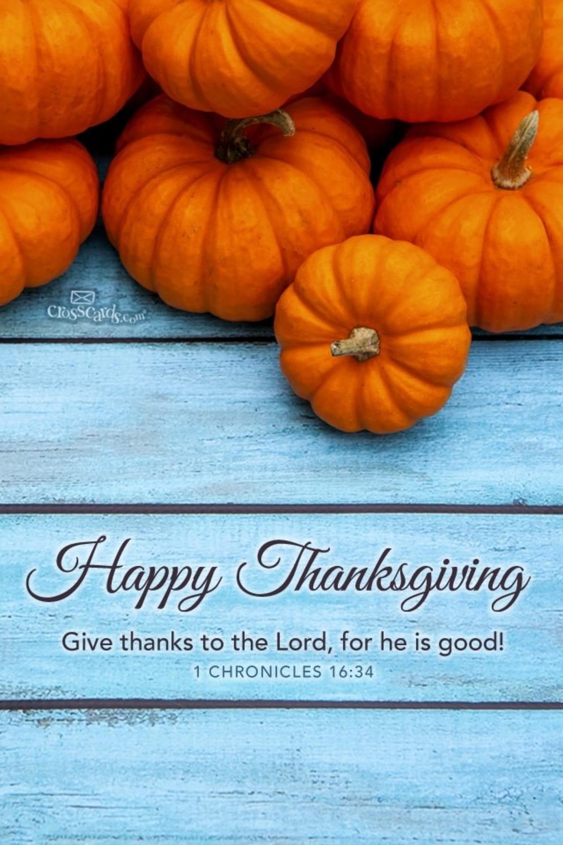 Happy Thanksgiving mobile phone wallpaper
