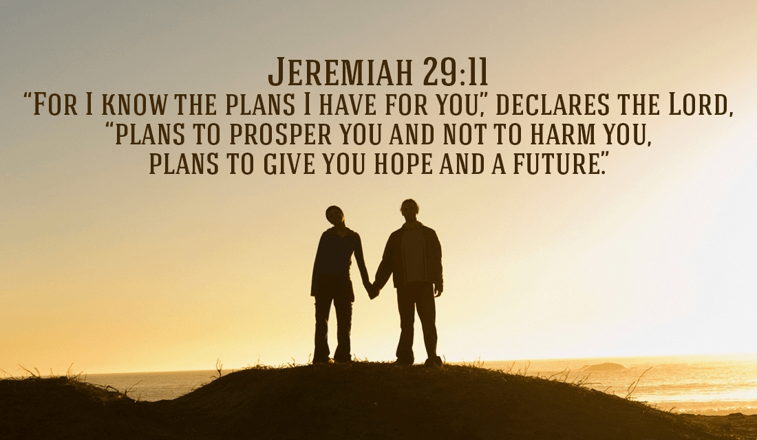 God has a plan for you, Have Hope! - Jeremiah 29:11 ecard, online card
