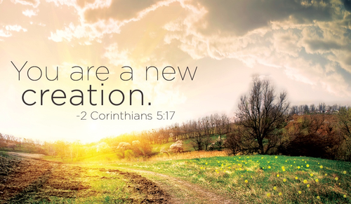2 corinthians 517 inspirational images