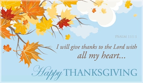 Thanksgiving ecards free email greeting cards online psalm 1111 m4hsunfo