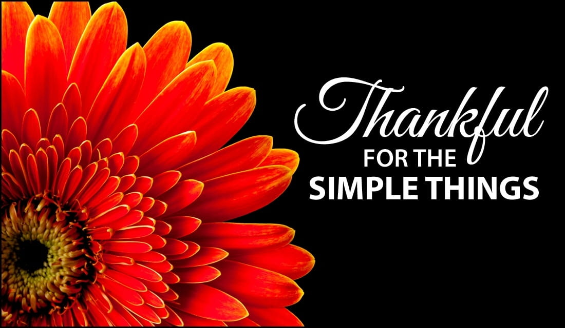 Simple Things ecard, online card