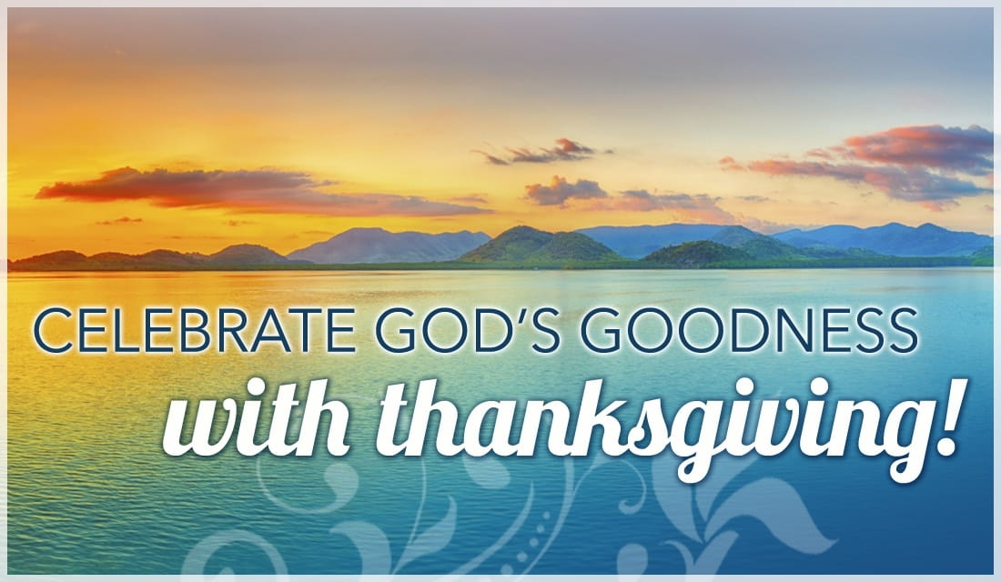 God's Goodness ecard, online card