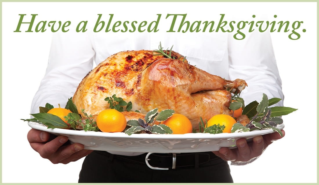 Have a blessed Thanksgiving ecard, online card