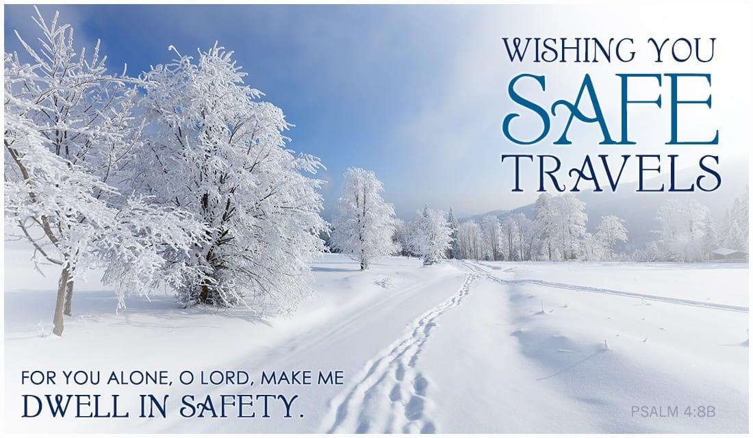 Safe Travels ecard, online card