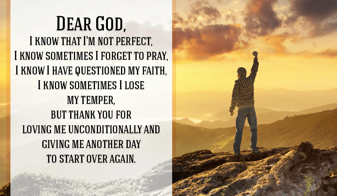 I may not be perfect, but I am SO THANKFUL that God loves me anyways! Can I get an Amen? ecard, online card
